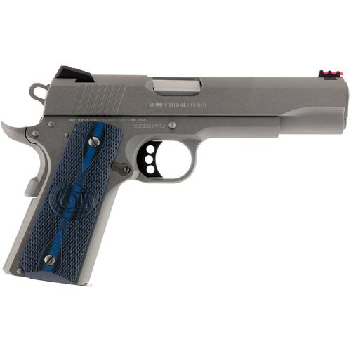 Colt Series 70 Competition 9mm Semiautomatic Pistol