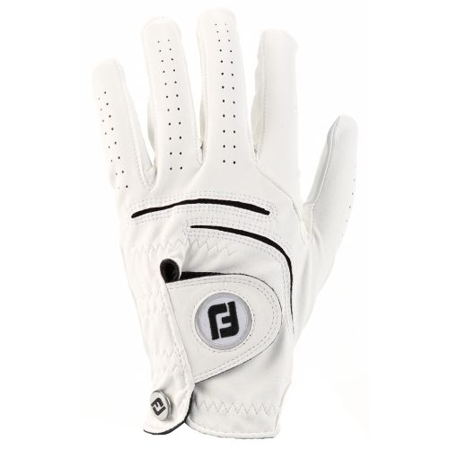 Image for FootJoy Men's WeatherSof® Left-Hand Cadet Golf Glove from Academy
