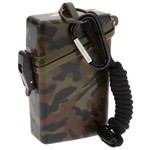 Witz® Camo Keep-It Safe Waterproof Container