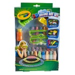 Crayola 3-D Deluxe Art Set