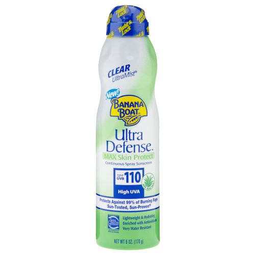 Banana Boat® 6 oz. Ultra Defense Ultra Mist SPF 110 Sunscreen