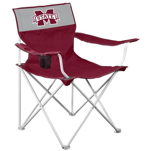 Logo Chair Mississippi State Canvas Chair