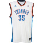 adidas Men's Oklahoma City Thunder Kevin Durant #35 Revolution 30 Replica Jersey