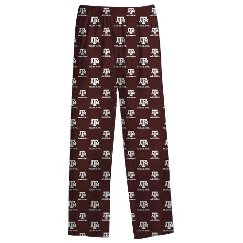 Genuine Stuff Boys' Texas A&M University Jam Pant