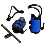 Teeter Hang Ups EZ-Up Gravity Boots with Adapter Kit