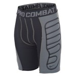 Nike Boys' Pro Combat Hyperstrong Heist Slider 2 Compression Short
