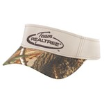Team Realtree Men's Microfiber Camo Eyeshade