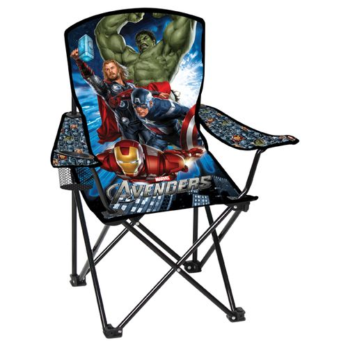 Image for Marvel Kids' Avengers Camp Chair from Academy