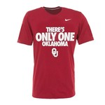 Nike Men's University of Oklahoma Fan T-shirt