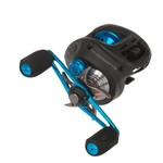 Quantum PTs Smoke Inshore Low-Profile Baitcast Reel Right-handed