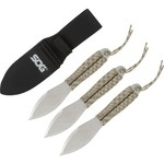 SOG Fling Throwing Knives 3-Pack