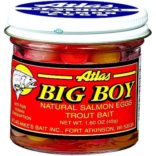 Atlas Big Boy 1.6 oz. Assorted Salmon Eggs