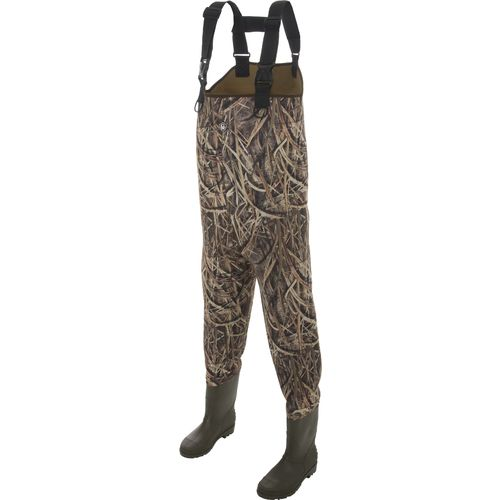 Image for Game Winner® Men's Neoprene Boot-Foot Waders from Academy