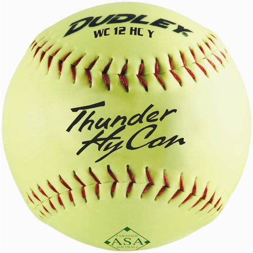 "Dudley Thunder HyCon 12"" Slow-Pitch Composite Softball"