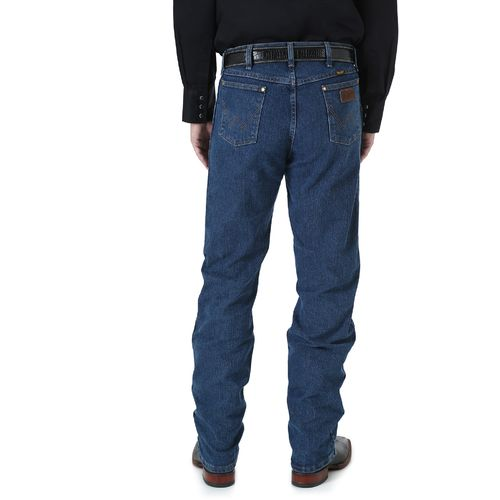 Wrangler Men's Advanced Comfort Regular Fit Jean - view number 2