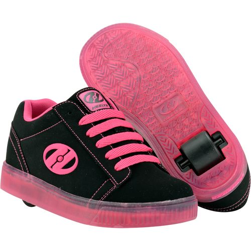Heelys Girls' Straight Up Single Wheel Shoes