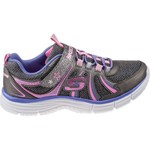 SKECHERS Girls' Ecstatix Athletic Lifestyle Shoes