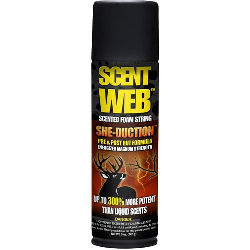 A-Way Hunting Products Scent Web She-Duction Deer Attractant