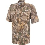 Magellan Outdoors™ Men's Laguna Madre Camo Short Sleeve Fishing Shirt