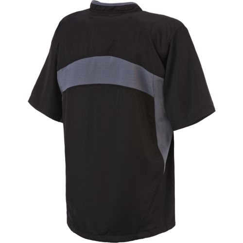 Rawlings Adults' Short Sleeve Batting Cage Jacket - view number 2