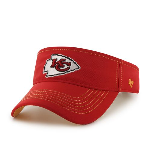 '47 Men's Kansas City Chiefs Defiance Visor