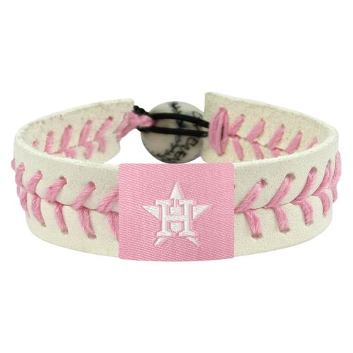 GameWear Adults' Houston Astros Baseball Bracelet