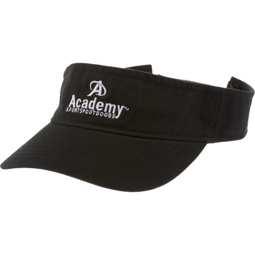 Academy Sports + Outdoors Men's Basic Logo Twill Visor