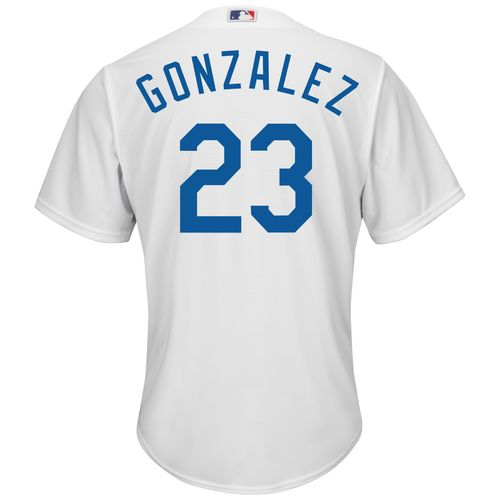 Majestic Men's Los Angeles Dodgers Adrian Gonzalez #23 Cool Base® Jersey
