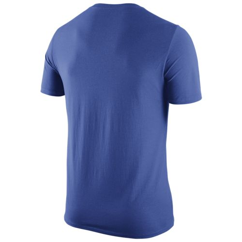 Nike™ Men's University of Kentucky Cotton Logo Short Sleeve T-shirt - view number 2