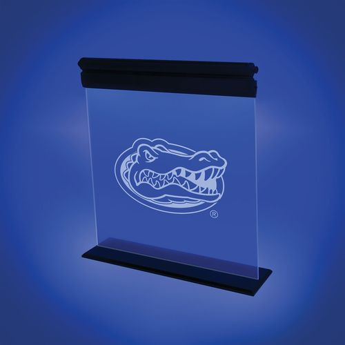AES Optics University of Florida Acrylic LED Light