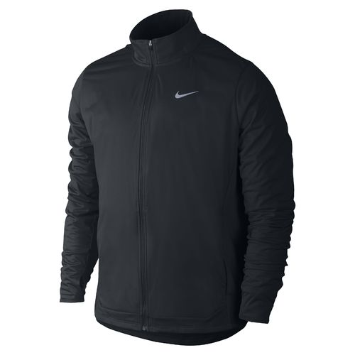 Display product reviews for Nike Men's Shield Full Zip Running Jacket