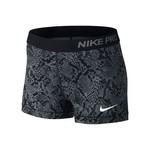 "Nike Women's Pro 3"" Striped Short"