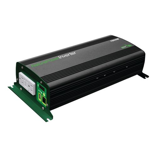 Nature Power 1,500W Modified Wave Inverter