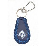 GameWear Tampa Bay Rays Team Color Baseball Key Chain