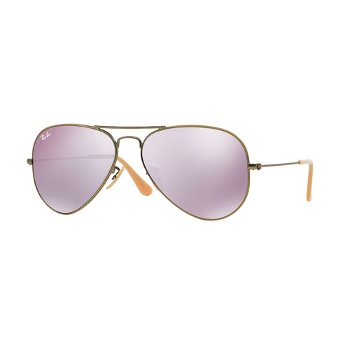 Ray-Ban Adults' Aviator Flash Sunglasses