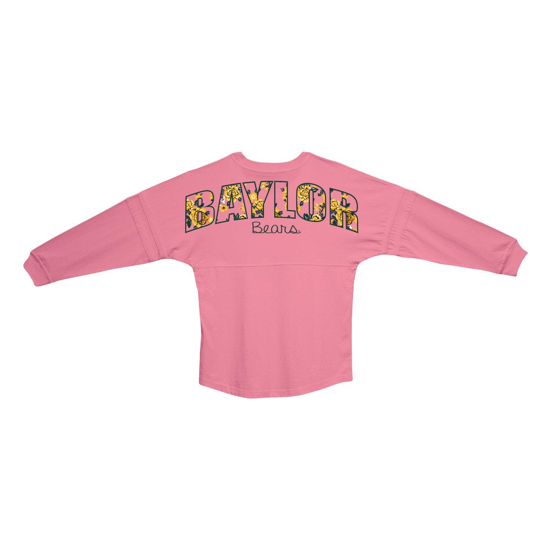 Boxercraft Women's Baylor University Pom-Pom Jersey