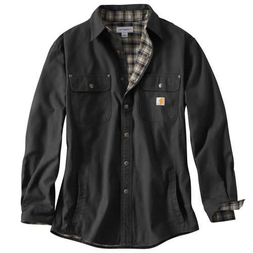 Display product reviews for Carhartt Men's Weathered Canvas Shirt Jac