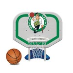 Poolmaster® Boston Celtics Pro Rebounder Style Poolside Basketball Game