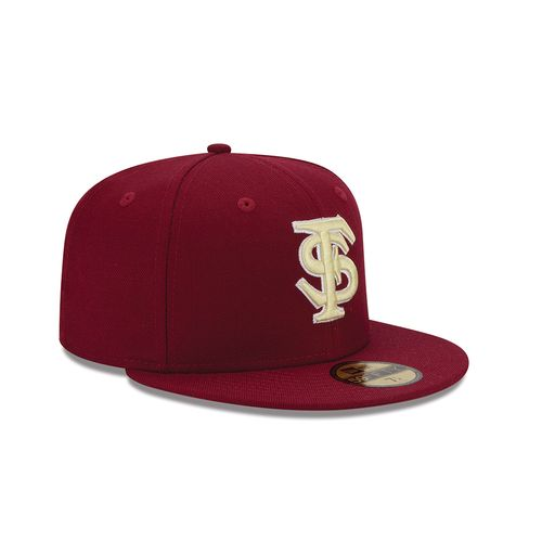 New Era Men's Florida State University 59FIFTY Cap - view number 3