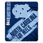 The Northwest Company University of North Carolina Painted Fleece Throw - view number 1