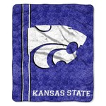 The Northwest Company Kansas State University Jersey Sherpa Throw