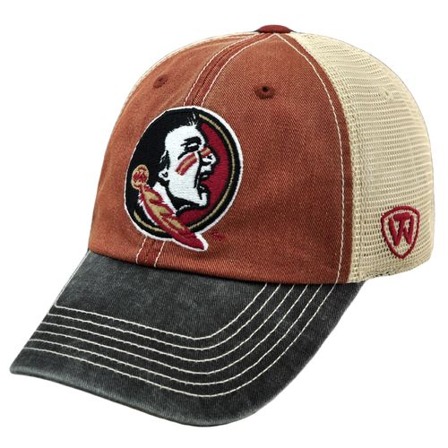 Top of the World Adults' Florida State University Offroad Cap