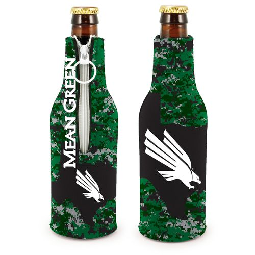 Kolder University of North Texas Digi Camo Bottle