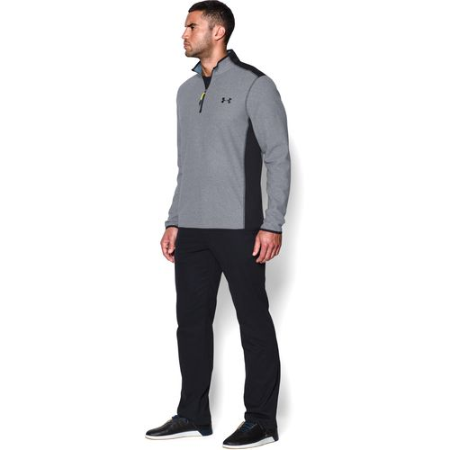 Under Armour Men's ColdGear Infrared 1/4 Zip Survival Fleece - view number 5
