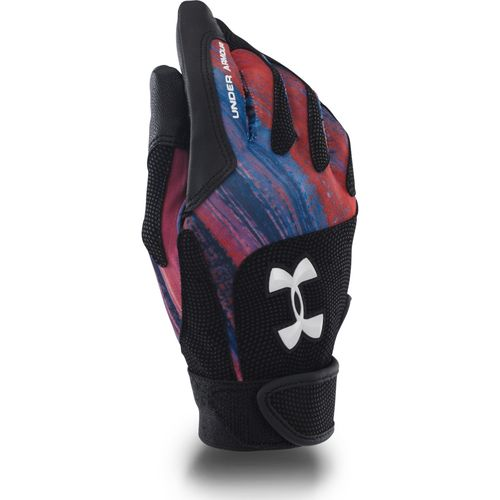 Under Armour® Women's Radar III Fast-Pitch Batting Gloves