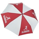 "Storm Duds University of Alabama 42"" Super Pocket Mini Folding Umbrella"