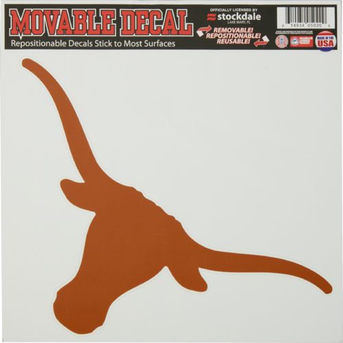 Stockdale University of Texas Single Logo Decal