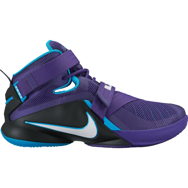 Nike Men's LeBron Soldier IX Basketball Shoes