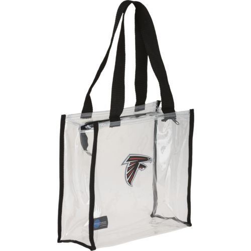 Little Earth Productions Atlanta Falcons Zip Tote