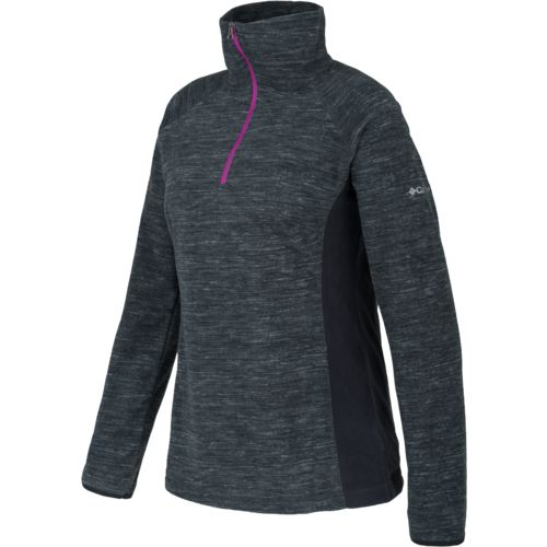 Columbia Sportswear Women's Glacial™ Fleece III Print 1/2 Zip Jacket